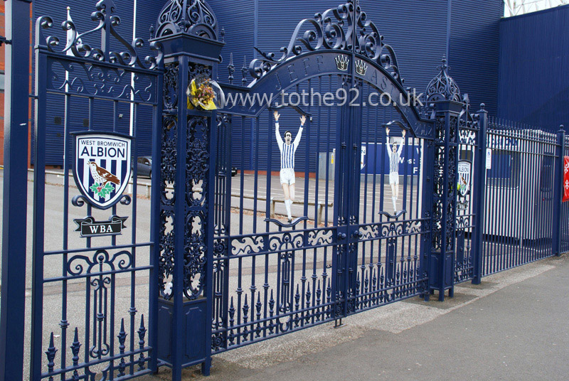 Football League Ground Guide - West Bromwich Albion FC ...
