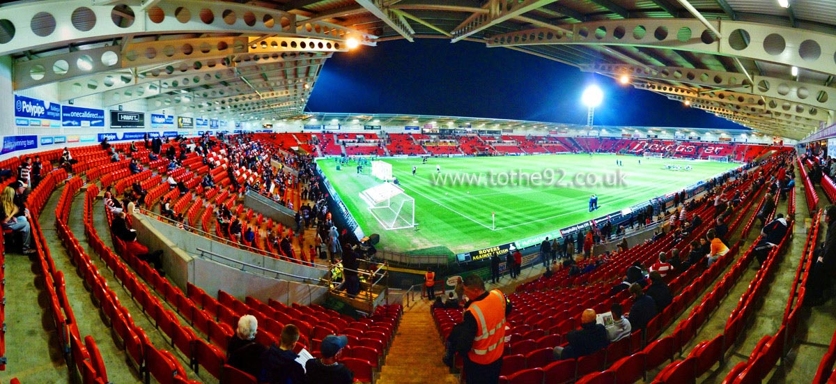Football League Ground Guide - Doncaster Rovers FC